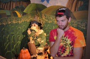 David and the Scarecrow